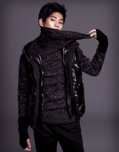 Kim Soo Hyun (김수현) for Andew (2010 F/W COLLECTION) #4 #KimSooHyun #SooHyun #Andew