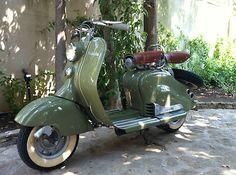 LAMBRETTA LC 125 prima serie 1950