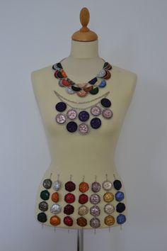 Buste de présentation de bijoux