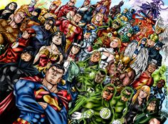 12 Most Powerful Characters in the DC Universe