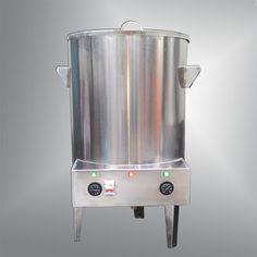 Nồi nấu phở: Nồi nấu phở inox dùng điện NP-90L1