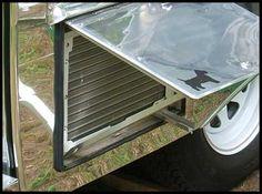 Mike's Vintage Trailer A/C Solution Vintage Camper Interior, Trailer Interior, Vintage Campers Trailers, Camper Trailers, Vintage Motorhome, Tiny Trailers, Scotty Camper, Serro Scotty, Trillium Trailer