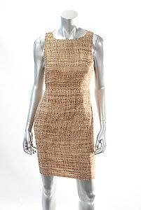 ALICE & OLIVIA GINGER RUCHED FITTED DRESS Size 4  Retail: $129.90  PlushAttire.Com Price: $129.90  67% OFF RETAIL!  #fashiondeals