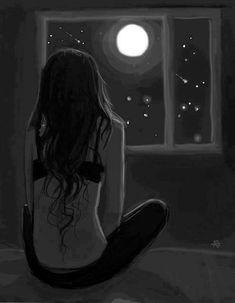 Encontrar alguien que valore cosas tan sencillas como la #Luna ♥