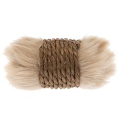 National Geographic™ Rope Fur Roller Cat Toy | Toys | PetSmart