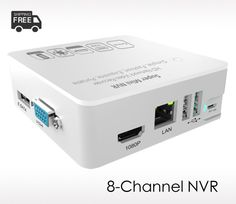 Super Mini 8-channel NVR,HD Network Video Recorder,Support 8ch Video Preview,Storage and Playback,CMS for Free #jewelry, #women, #men, #hats, #watches, #belts, #fashion