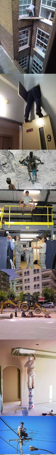 Why Women Live Longer Than Men......I've actually seen my husband do a couple of these. ...   -_-