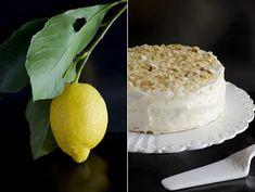 Torta alla fragranza di limone d'Amalfi (Cake with Amalfi's lemon fragrance)