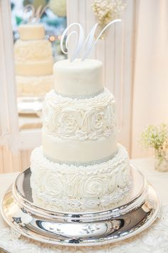 Image result for images of  spring wedding cakes