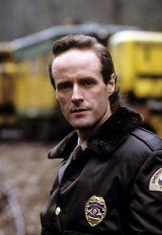 """Deputy Andy Brennan (Harry Goaz) - """"Twin Peaks"""""""