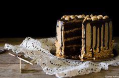 Doron kakku: Voiko tämä kakku olla sokeriton? KYLLÄ!!!