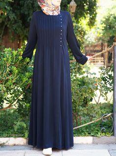 Modest Fashion Hijab, Abaya Fashion, Simple Abaya Designs, African Print Dress Designs, Simple Gowns, Muslim Women Fashion, Hijab Fashion Inspiration, Islamic Clothing, Mode Hijab