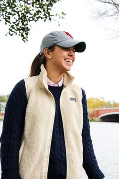 cute, preppy look from j'adore j.crew