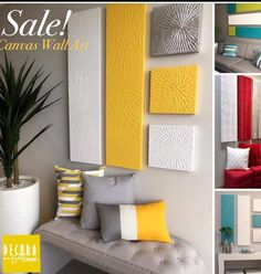 living room decor Colorful Decor, Colorful Interiors, Living Room Grey, Living Room Decor, Home Decor Furniture, Diy Home Decor, Interior Design Living Room, Living Room Designs, Pillow Room