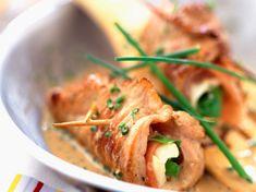Découvrez la recette Escalope borsalino sur cuisineactuelle.fr.