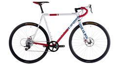 Civilian Vive Le Roi-sweeeeeet Cyclocross machine!
