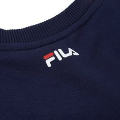 bd31080317578 Fila - Straight Blocked Crewneck