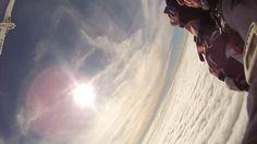 Unvergessliche Aussichten Tandem-Fallschirmspringen Tandemmichl