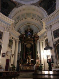 Iglesia de San Marcos, Madrid.