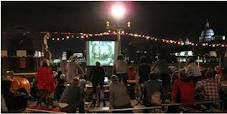 Magnificent revolution cycle powered cinema screenings