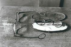 John Wesley's glasses. #johnwesleyshouse #museumofmethodism