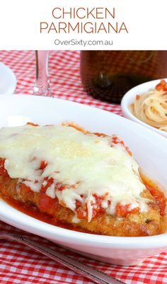 Chicken Parmigiana Recipe - this meal should be in your go-to staples. Everyone is sure to love this tasty main dish.