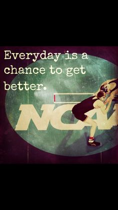 Wrestling and dedication