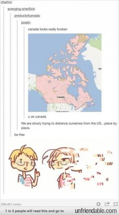 canada are you okay? xD