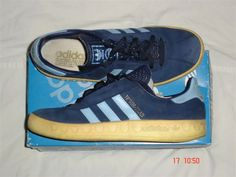 Original shape Trimm-Trab, far superior to the reissues. One of the greatest trainers ever made, though a bit of cliche now.