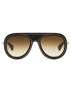 44b3e309c7 DITA Black   Gold Endurance 88 Sunglasses