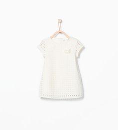 Embroidered dress-Dresses-Baby girl-KIDS-SALE | ZARA United States