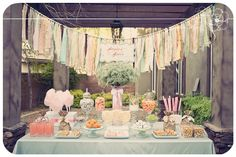 Kara's Party Ideas | Kids Birthday Party Themes: sugar and spice and everything nice