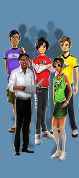 Online financial literacy game - Developed for middle school and high school students, this online game gives your students the chance to learn important personal finance skills as they play and compete against fellow classmates.