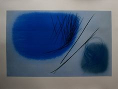 Hans Hartung : T1961-H27 : 84 x 114 cm Serigraph after an original ...