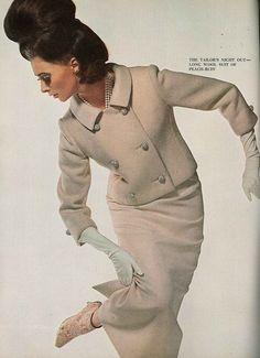 Wilhelmina, September Vogue 1964