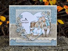 """Cards and Creations: """"Dette er kjærlighet..."""""""