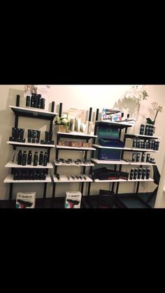 Products at the Colour Lounge by Samantha George