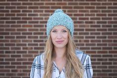 Powder Blue Color Hat