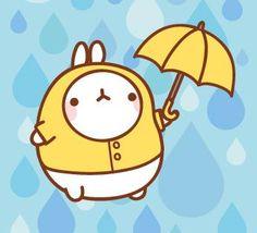 Molang #kawaii #cute