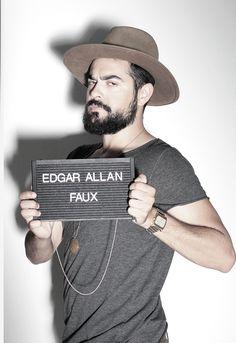 Edgar Allan Faux style guide