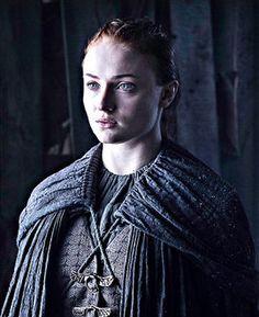 Sansa Stark  writes to ask for more men ..... to Petyr Baelish.......