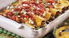 Bake a colorful and great-tasting casserole that begs for a fiesta!