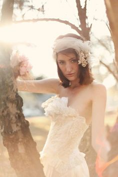 The Rebellion and Decorum Wedding Gown by ArmoursansAnguish, $375.00