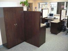 Laminate cabinets and countertops. San Bernardino, CA.