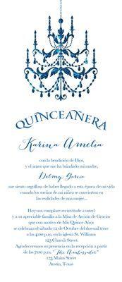 Quinceanera invitations wording for quinceanera invitations 15 quince invitation idea stopboris Gallery