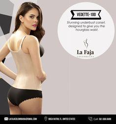 063c781b0b La faja colombiana · Stunning underbust corset