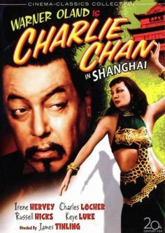 Charlie Chan in Shanghai movie poster:Charlie Chan in Shanghai is the ninth Charlie Chan film produced by Fox with the title character played by Warner Oland.