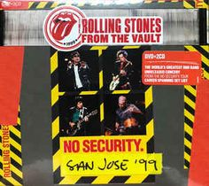 #FS The Rolling Stones - No Security. San Jose '99 2xCD + DVD set  Just released! This previously unreleased concert footage is a must have for Stones fans. Recorded from their April 1999 concert in San Jose, CA.  #NewMusic #Discogs #RollingStones #NoSecurity #ForSale #SanJose #NewReleases #RockAndRoll #OrionsLine  https://www.discogs.com/sell/item/750813295