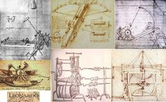 Soy profesora de Educación Tecnológica, seleccioné bocetos de máquinas de Leonardo Da Vinci, para que los estudiantes puedan indagar respecto de qué tipo de funciones se delegaban en las mismas (o se pretendía, ya que muchas de ellas nunca pudo construirlas), que realicen una comparación con artefactos actuales que cumplen la misma función, pero además para que tengan una acercamiento a la prolífera obra de Da Vinci como artista e inventor.