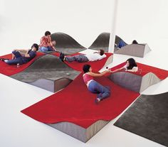 Flying Carpet Rug by Nani Marquina